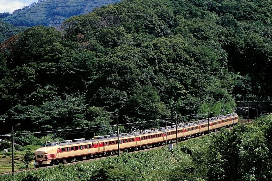 645・19920912・485系(5М・敦賀~新疋田)IMG_20200509_0038