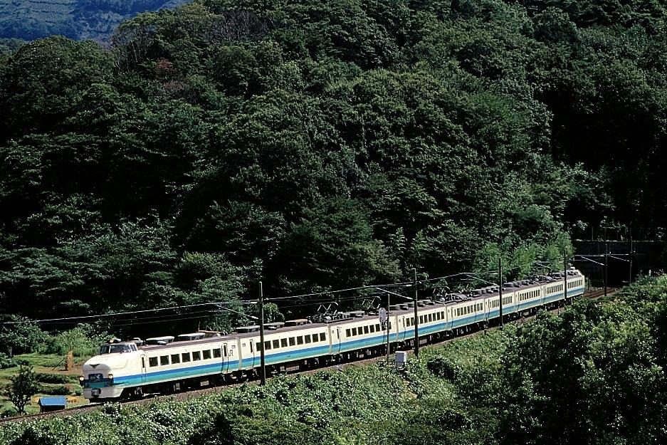 645・19920912・485系(5001М・敦賀~新疋田)IMG_20200412_0031