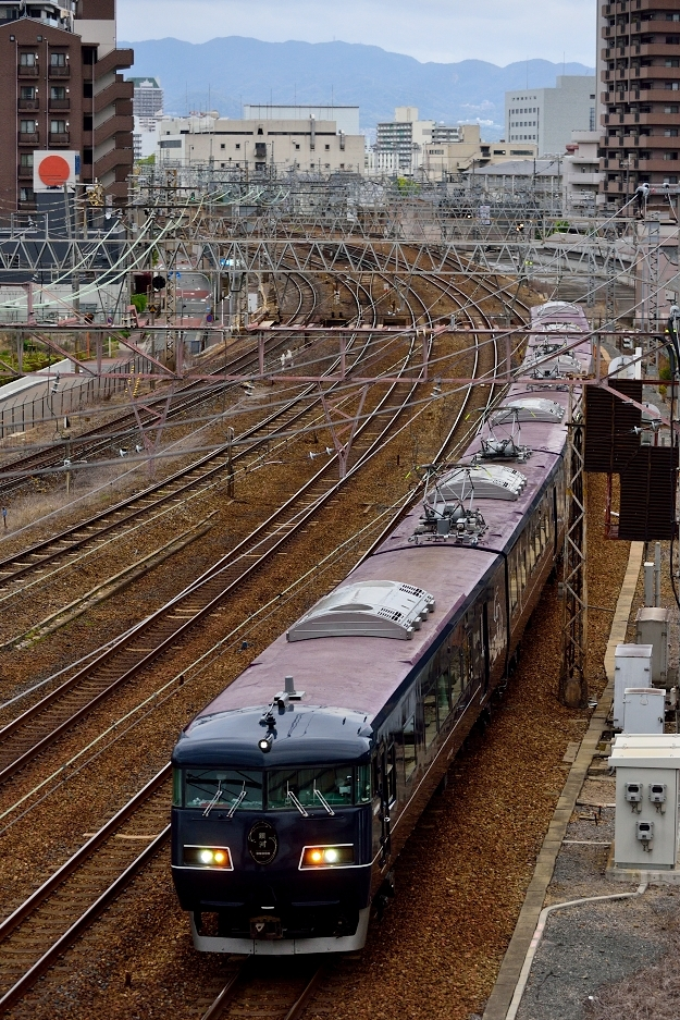 (117系(回9420М・塚本~尼崎)8820