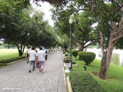 Bang Pa-in Palace,Thailand