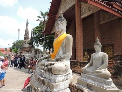 Ayutthaya Wat Yai Chaimongkhon