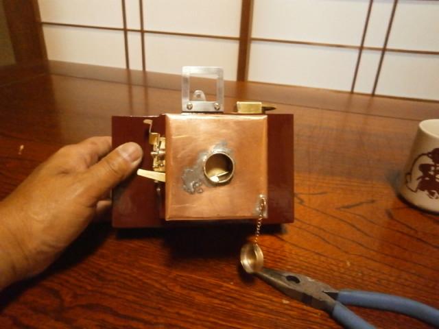 カメラを作る 完成 3