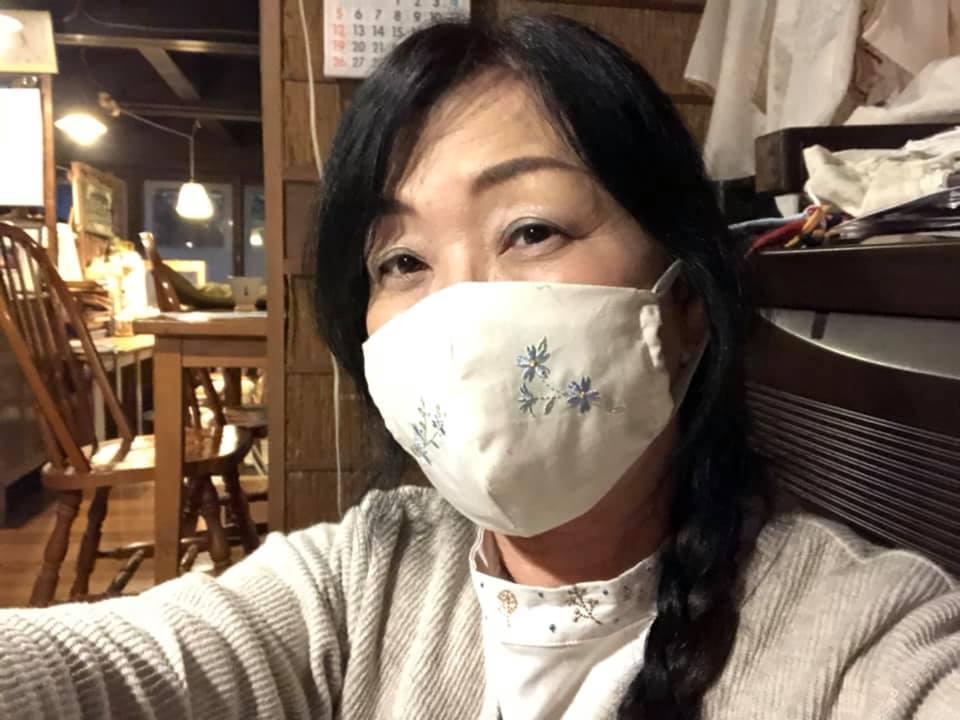手作り3マスク