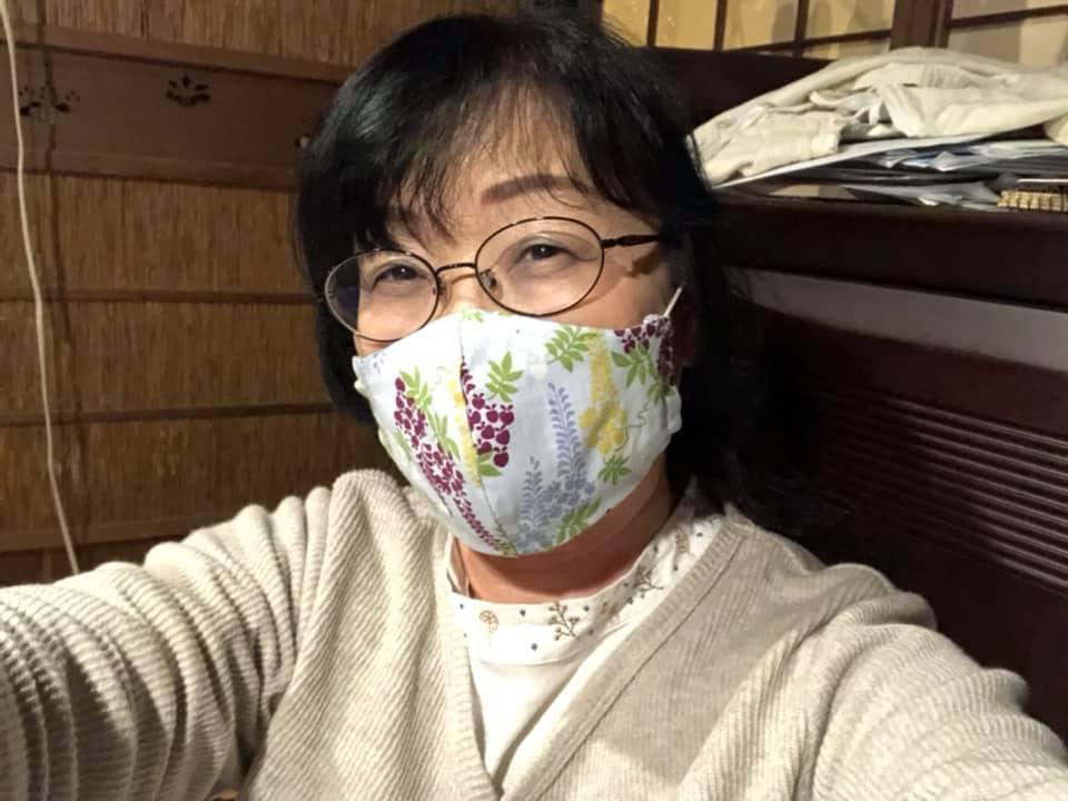 手作りマスク2