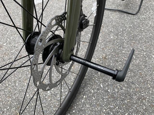 トレック グラベルロードバイクCheckpoint AL3 (15)