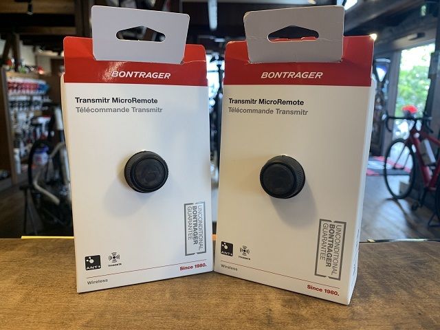Bontrager Transmitr Micro Wireless Remote