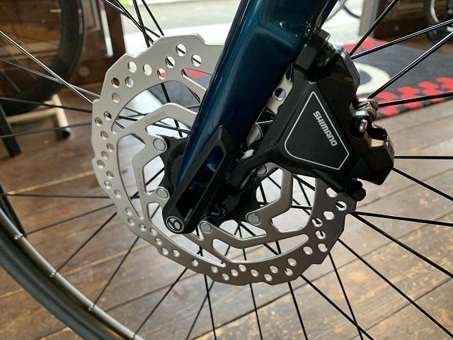 トレック クロスバイク FX Sport Carbon 4 (10)