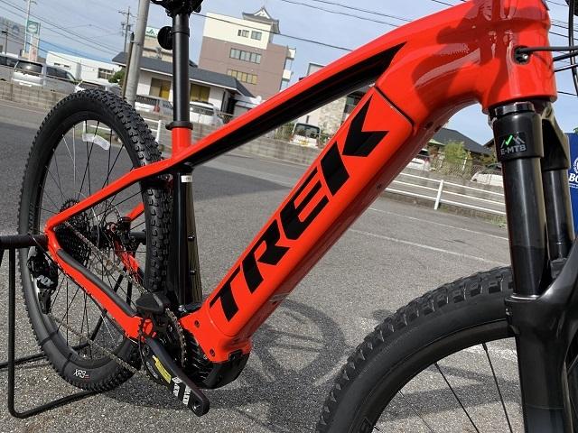 トレック E-MTB Powerfly5 (6)