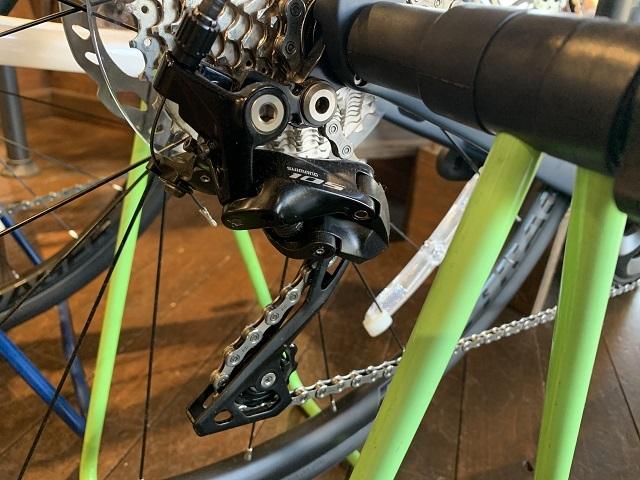 スポーツ自転車 ギア リアディレーラー (1)
