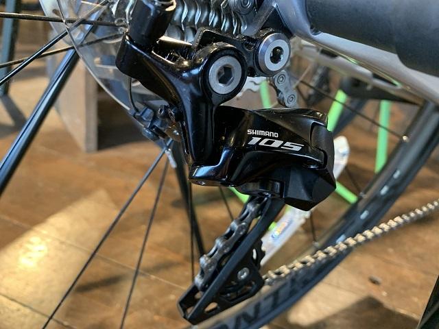スポーツ自転車 ギア リアディレーラー (2)