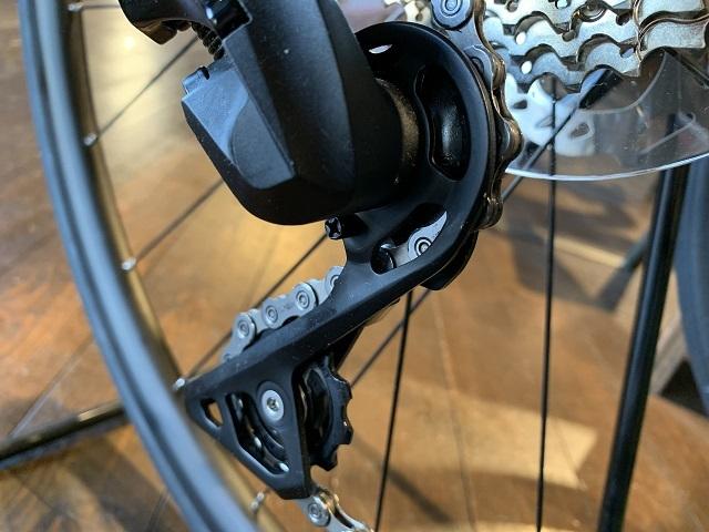 スポーツ自転車 ギア リアディレーラー (3)