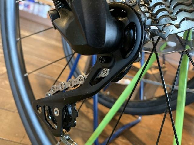 スポーツ自転車 ギア リアディレーラー (4)
