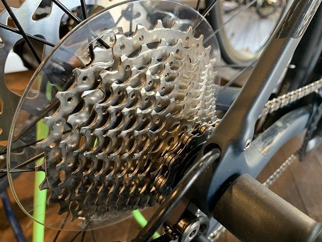 スポーツ自転車 ギア リアディレーラー (6)