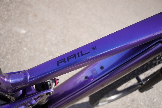 トレック E-MTB RAIL5 (5)