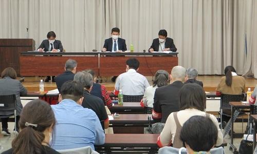 2020_1017 2020年秋闘要求提出交渉(横浜市技能文化会館) (6)s