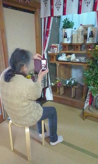 2020祖母命日記念撮影