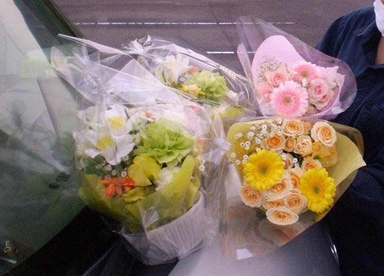 3月30日まさかのお花
