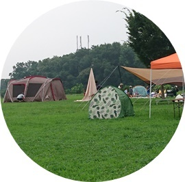 11 キャンプ