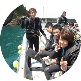 16 いざボートダイブ (1)