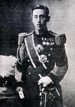 李氏朝鮮国王高宗の五男李堈イ ガン