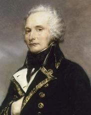 ナポレオン・ボナパルトの最初の妻の最初の夫のAlexandre de Beauharnais