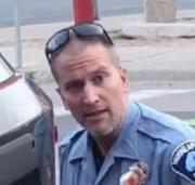 ミネソタ州 黒人男性 警官 暴動5