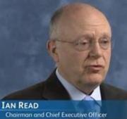 アメリカの製薬会社ファイザーの前CEO Ian Read
