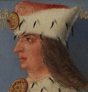 フリードリヒ3世の妹の夫フリードリヒ2世