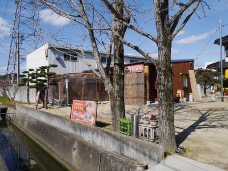 ラーメン びぃびぃ麺楽 岡山県倉敷市玉島