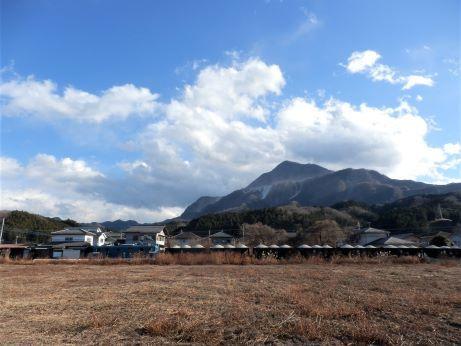 武甲山 列車2