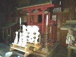 フリー素材 二本杉神社 / Nihonsugi Shrine free images(北秋田市) サムネイル画像