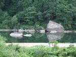 フリー素材 七座神社 七座山麓 / Nanakura Shrine & Mt. Nanakura free images(能代市)  サムネイル画像