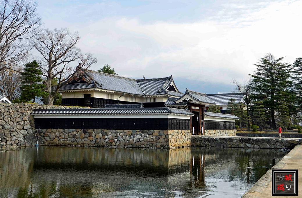 松本城2015 城門