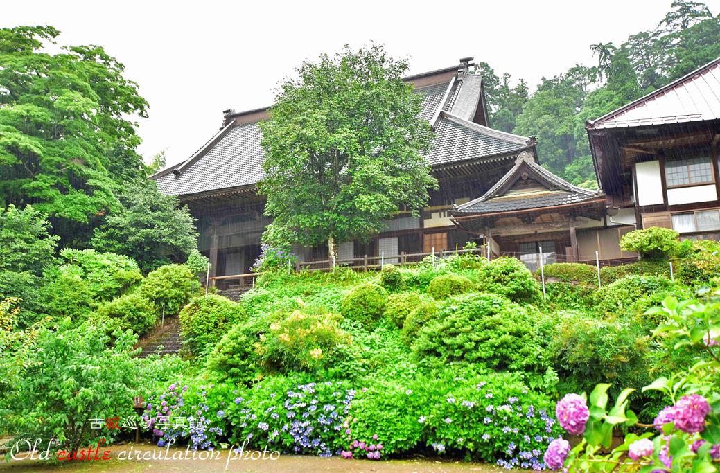 大中寺本堂