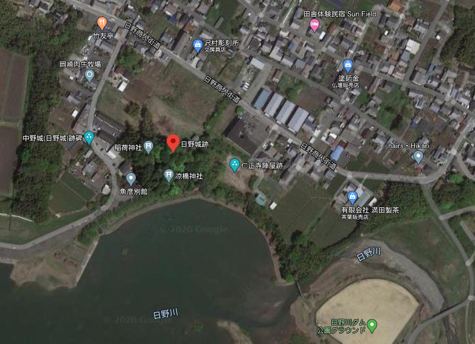 日野城 Google