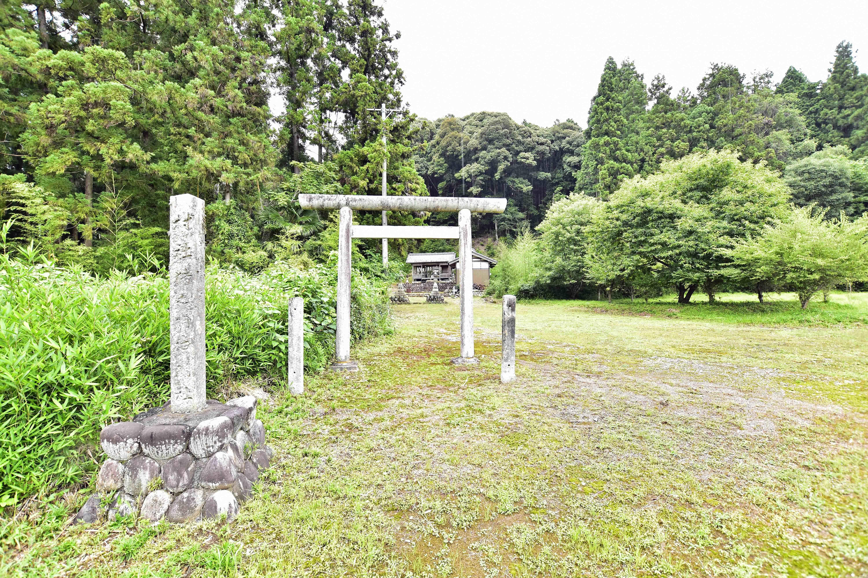 ゆかりの神社