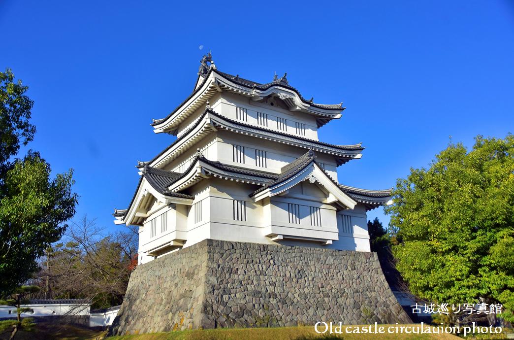 忍城三階櫓2