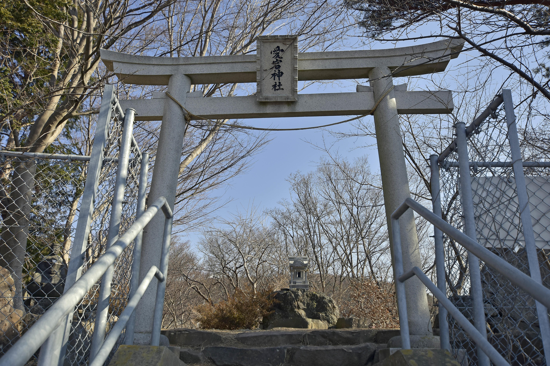 3 愛宕神社の鳥居