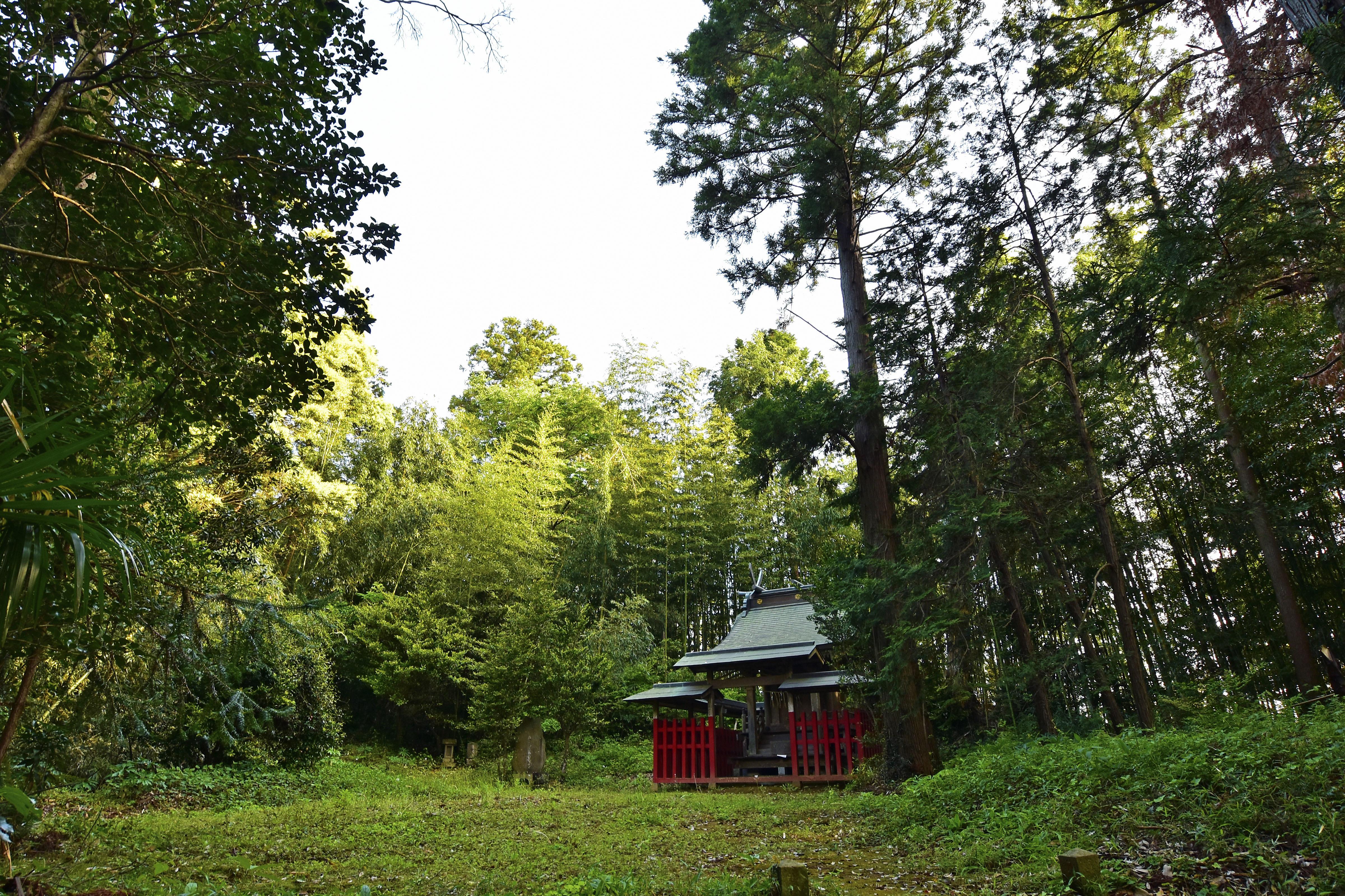 4五所神社