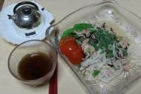シーチキン素麺