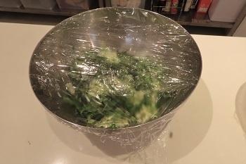 サラダセロリ、白菜、大場、ミツバ