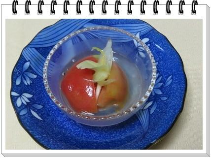 トマト甘酢