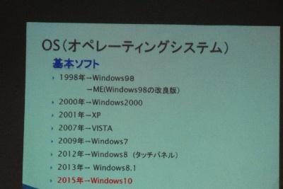 OSの歴史