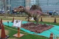 スピノサウルス②