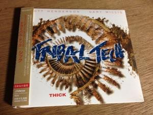 TRIBAL TECH(Thick)