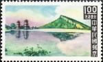 台湾・左営蓮池(1961)