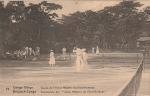 ベルギー領コンゴ・テニスコート