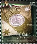 メキシコ・3つの保証軍旗(2010)