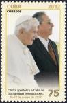 キューバ・教皇キューバ訪問(2012)