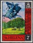 セントヘレナ・ナポレオン没後150年(墓)